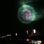 Shimano River, Nagaoka (2014/08/03 20:30:55+09:00)