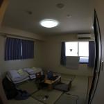 At the Hotel Chuo Oasis, Osaka (2014/07/31 12:55:46+09:00)