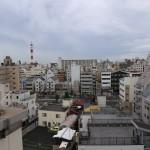 At the Hotel Chuo Oasis, Osaka (2014/08/02 06:52:39+09:00)