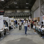 Gakuten Student Art Festival, Tokyo Big Sight, Tokyo (2014/08/10 14:04:32+09:00)