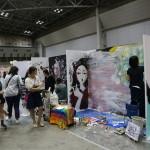 Gakuten Student Art Festival, Tokyo Big Sight, Tokyo (2014/08/10 14:11:30+09:00)