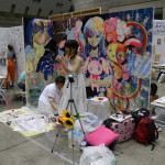 Gakuten Student Art Festival, Tokyo Big Sight, Tokyo (2014/08/10 14:20:37+09:00)
