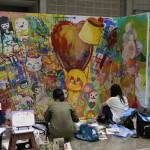Gakuten Student Art Festival, Tokyo Big Sight, Tokyo (2014/08/10 14:22:55+09:00)