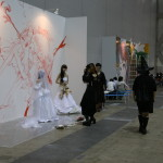 Gakuten Student Art Festival, Tokyo Big Sight, Tokyo (2014/08/10 14:55:13+09:00)