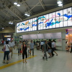 JR Ueno Station, Tokyo (2014/08/10 18:08:29+09:00)