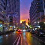 Near JR Ikebukuro Station, Tokyo (2014/08/10 18:45:04+09:00)