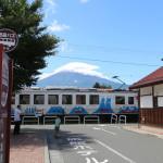 Kawaguchiko Station, Fujikawaguchiko (2014/08/11 10:46:28+09:00)