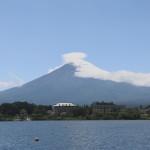 On Lake Kawaguchi (2014/08/11 12:03:56+09:00)