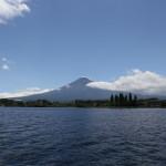 On Lake Kawaguchi (2014/08/11 12:17:26+09:00)