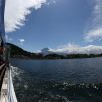 On Lake Kawaguchi (2014/08/11 12:19:28+09:00)