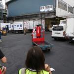 Tsukiji Fish Market, Tokyo (2014/08/12 05:24:04+09:00)
