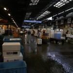 Tuna auction, Tsukiji Fish Market, Tokyo (2014/08/12 05:46:33+09:00)