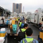 Tsukiji Fish Market, Tokyo (2014/08/12 05:48:19+09:00)