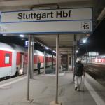 Stuttgart main station, Stuttgart (2014/08/14 05:02:32+02:00)