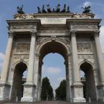 Arco della Pace, Milan (2015/08/03 11:37:51+02:00)