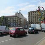Piazzale Luigi Cadorna, Milan (2015/08/04 11:57:01+02:00)