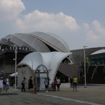 Germany Pavilion, EXPO 2015 (Rho Fiera), Milan (2015/08/05 12:54:33+02:00)