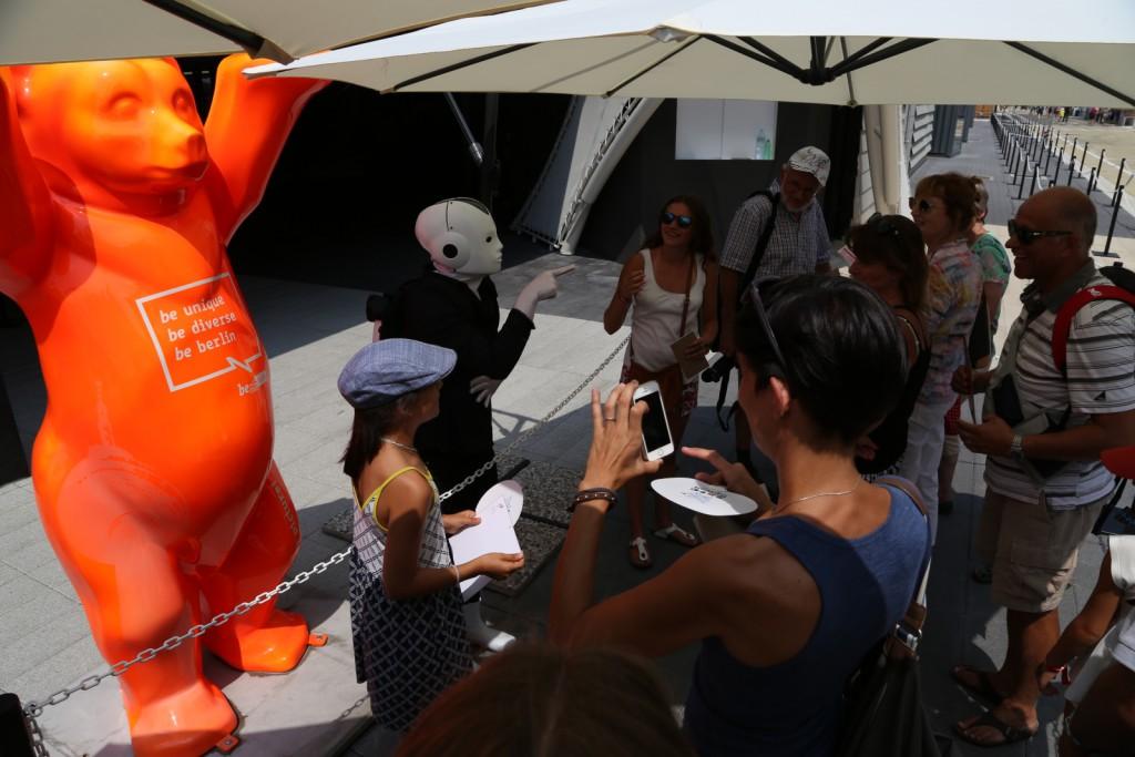 Germany Pavilion, EXPO 2015 (Rho Fiera), Milan (2015/08/05 13:22:35+02:00)