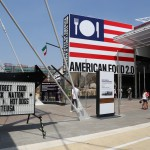 USA Pavilion, EXPO 2015 (Rho Fiera), Milan (2015/08/06 12:56:20+02:00)