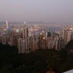 Victoria Peak, Hong Kong (2016/02/05 18:30:44+08:00)