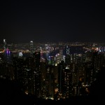Victoria Peak, Hong Kong (2016/02/05 18:49:12+08:00)