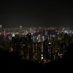 Victoria Peak, Hong Kong (2016/02/05 19:20:26+08:00)