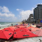Shlomo Lahat Promenade, Tel Aviv, Israel (2016/07/03 10:27:44+03:00)