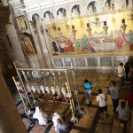 The Church of the Holy Sepulchre (Old City), Jerusalem, Israel (2016/07/04 11:25:28+03:00)