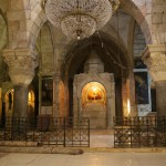 The Church of the Holy Sepulchre (Old City), Jerusalem, Israel (2016/07/04 11:30:26+03:00)
