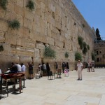 Western Wall (Old City), Jerusalem, Israel (2016/07/04 12:41:47+03:00)