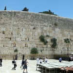 Western Wall (Old City), Jerusalem, Israel (2016/07/04 12:47:59)