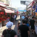 Carmel Market, Tel Aviv, Israel (2016/07/05 15:59:44+03:00)